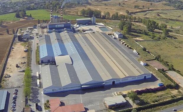 Construcción Horno III Verallia, Fábrica Alcalá de Guadaira (Sevilla)